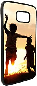 Childhood Beauty Printed Case forGalaxy S7 Edge