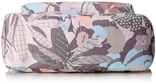 Oilily Botanic Pop S Handbag Oyster White