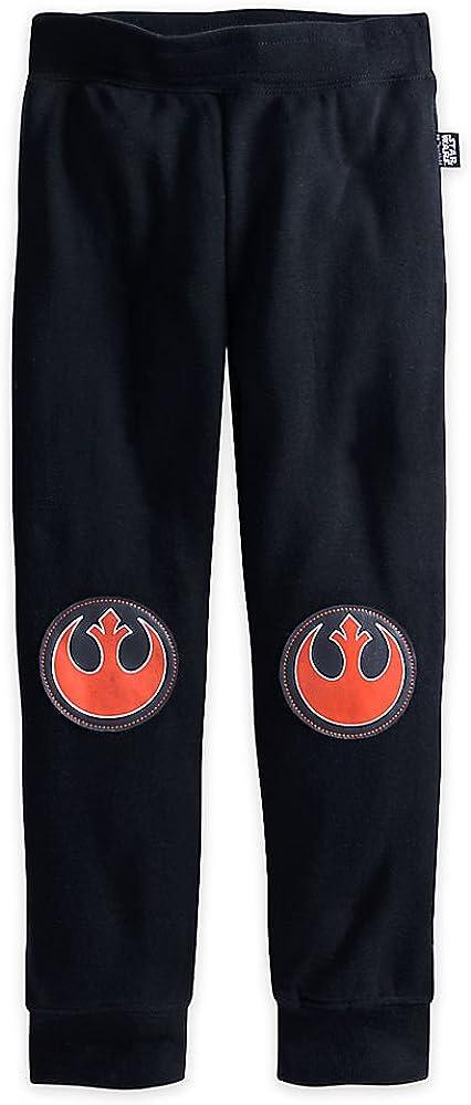 Star Wars Rebel Alliance Fleece Pants for Kids Black