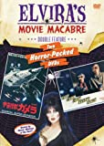 Elvira's Movie Macabre: Gamera Super Monster / They Came From Outer Space