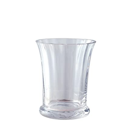 Amazon Dartington Crystal Florabundance Sweet Pea Vase Optic