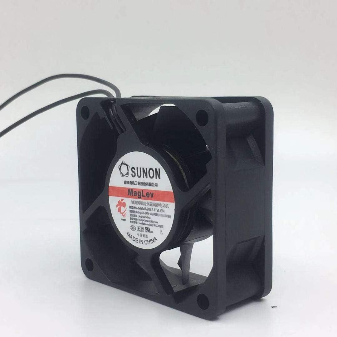 for SUNON MA2062-HVL GN 6025 220-240V 4.10W 6 cm 60/×60/×25mm AC Cooling Fan