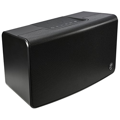 - Mackie FreePlay HOME Portable Bluetooth Speaker with Microfiber and Free EverythingMusic 1 Year Extended Warranty