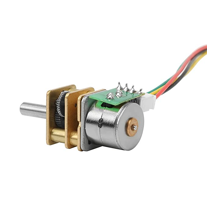 Amazon.com: GM1024BY10-10D 5V 5RPM/7RPM/10RPM/30RPM/50RPM/150RPM Torque Gear Motor DC Electronic Reduction Motor Regard: Home Improvement