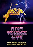 Asia - High Voltage Live +Bonus (BD+CD) [Japan LTD BD] VQXD-10080