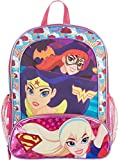 DC Comics Super Girls Backpack One Size Pink multi