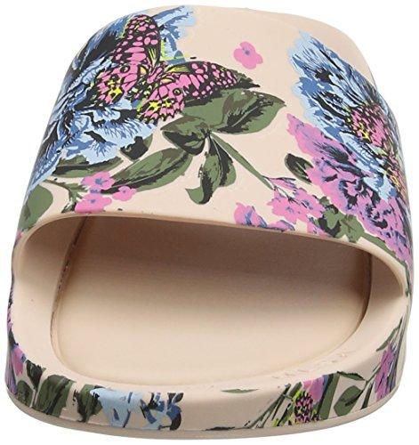 Estar Casa Rosa blush Slide Beach Melissa De Para Zapatillas Por 3d Mujer gZaxqwO