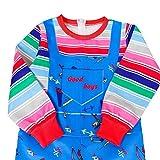 Toddler Kid Girls Boys Chucky Cosplay
