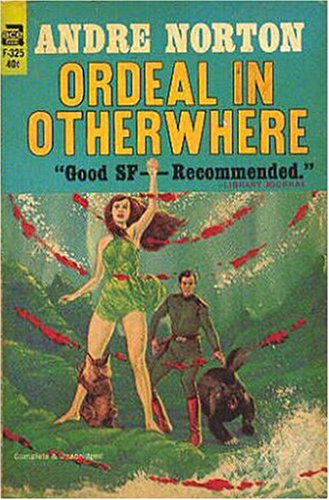 Ordeal in Otherwhere - ISBN:9780441638192