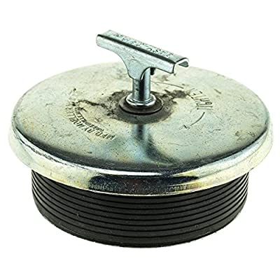 MotoRad 2025-00 Heavy Duty Fuel Cap Plug: Automotive