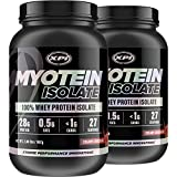 XPI Myotein Isolate (Creamy Milk Chocolate, 2 Pack) 2LBS Each – Whey Protein Isolate – Best Whey Protein Isolate Protein Powder Review