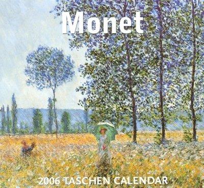 claude monet 2006 calendar