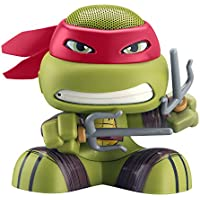 Nickelodeon iHome Teenage Mutant Ninja Turtles Portable Wireless Bluetooth Speaker Raphael