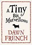 Front cover for the book A Tiny Bit Marvellous by Dawn French