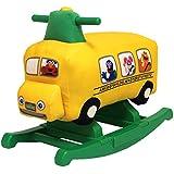 Sesame Street Rocking School Bus