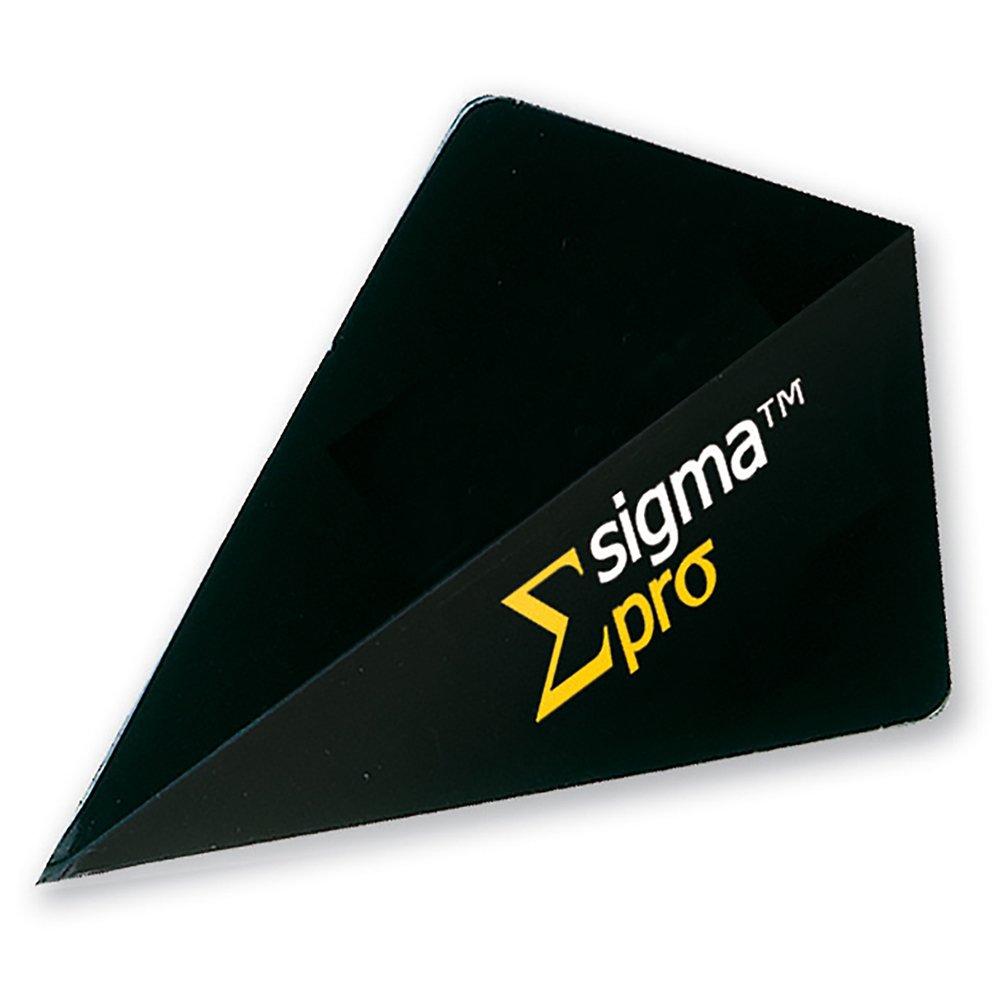 Unicorn Sigma Pro Flights Schwarz 3 St/ück