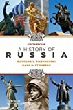 Book cover for A History of Russia
