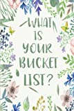 img - for What is my bucket list?: Bucket List Book Journal. Ideas and Inspiration for Keeping Your 100 Bucket List, Goals, Dreams and Timeline. Goals are ... Notebook Blank Journals Diary) (Volume 3) book / textbook / text book