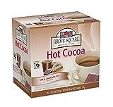 Grove Square Hot Cocoa, Milk Chocolate, 80 Single Serve Cups