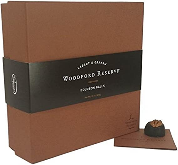 Woodford Reserve Bourbon Ball Gift Box