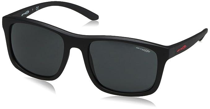 Arnette Complementary gafas de sol, Matte Black, 57 para Hombre