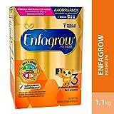 Enfagrow 3, Leche de Crecimiento para Niños Mayores de 12 Meses, 1.1 kg