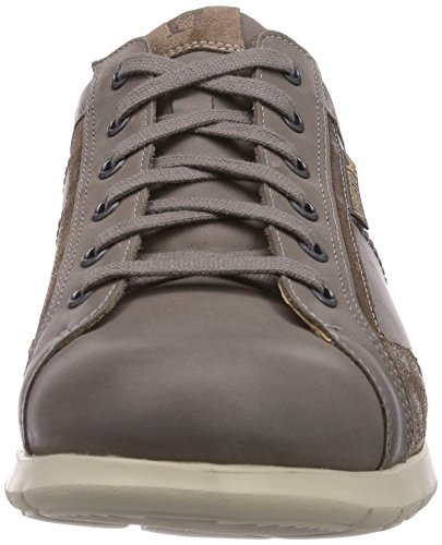 Mathis Grizzly 3658 125 da Mephisto Pewter Wa Uomo Sneakers Marrone Ve Pewter 9765 Ap4qqwO