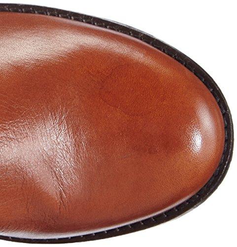 Marc Shoes Massa Damen Langschaft Stiefel Braun (brandy 350)