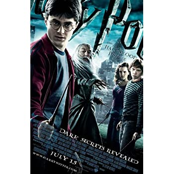 Amazon.com: Harry Potter and the Half Blood Prince Movie