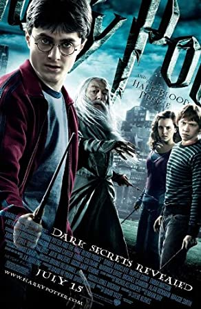 Amazon.com: Harry Potter and the Half Blood Prince Movie ...