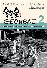 Geonbae, tome 2  par Young-Bin Kim