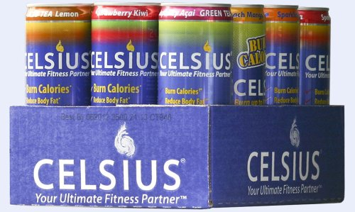 UPC 889392000627, Celsius Ultimate Fitness Partner Energy Drink, Variety Pack, 12-Ounce Cans (Pack of 12)