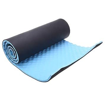 HYTGFR Estera de Yoga Pilates Cojines Interiores Jardín al ...