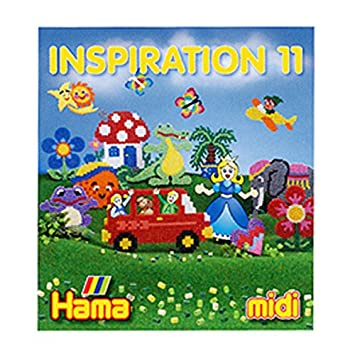 midi Hama Inspiration 16 Bügelperlen Vorlagen