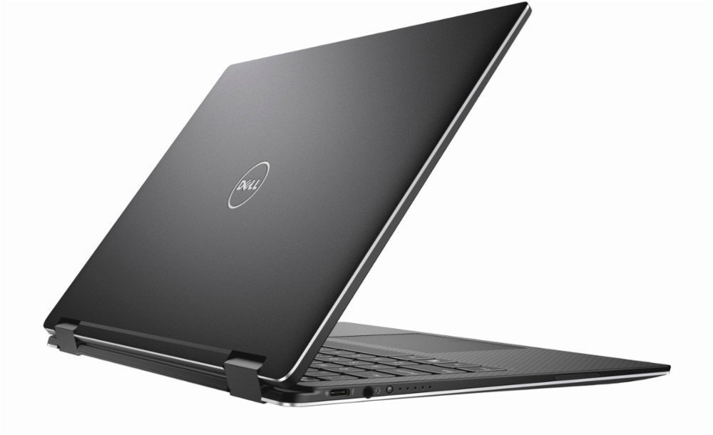 "2018 Flagship Dell XPS 13.3"" Full HD Touchscreen 2-in-1 Laptop, Intel Core i7-7Y75 up to 3.6GHz 8GB RAM 256GB SSD 802.11ac USB-C 3.1 Thunderbolt 15hr Battery Life Backlit Keyboard MaxxAudio Pro Win 10 by Dell (Image #5)"