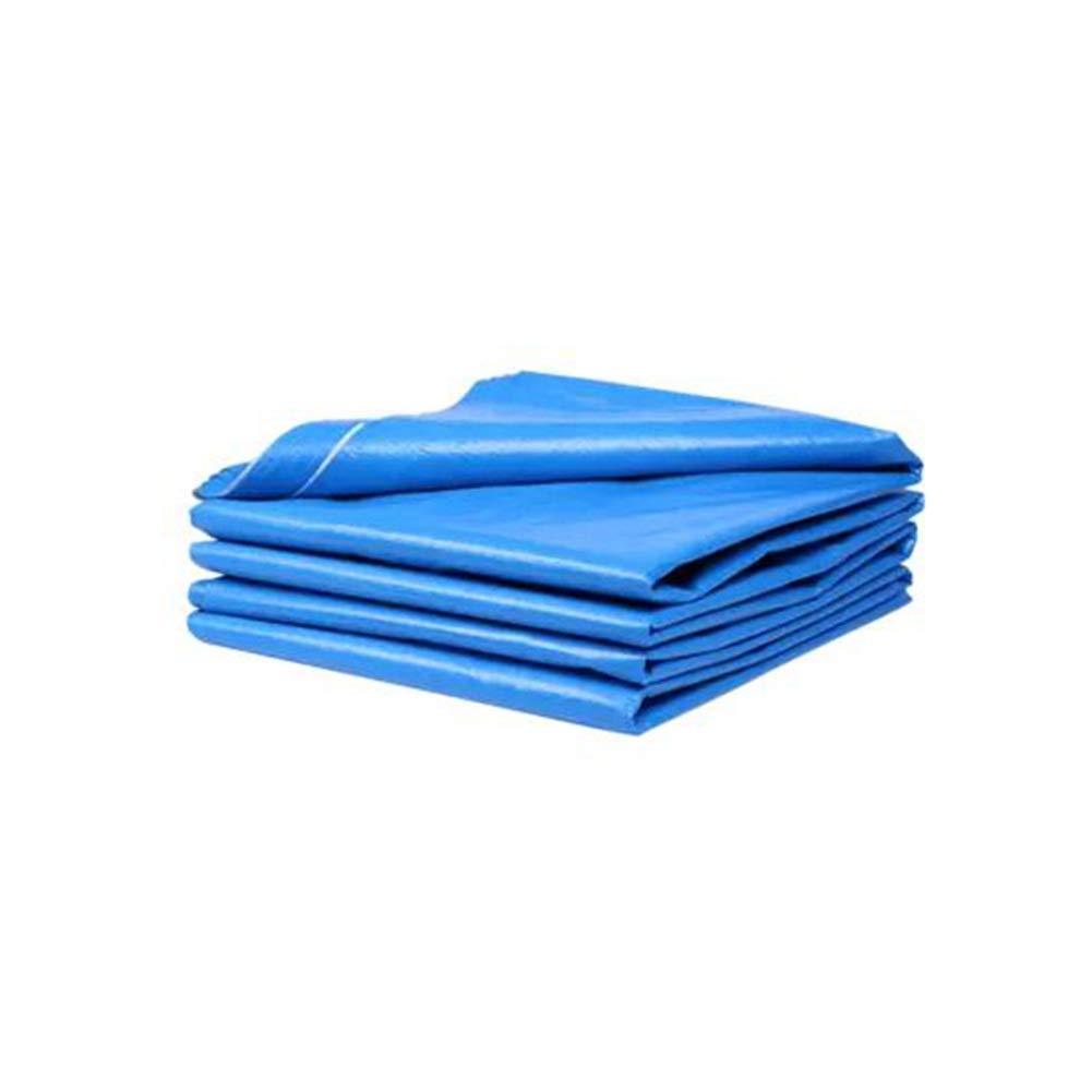 510m  Bache BÂche Toile D'ombre Tarp-Housse De Prougeection Anti-poussière BÂche Imperméable à l'eau D'isolation en Tissu Extérieur JINRONG (Couleur   3  5m)