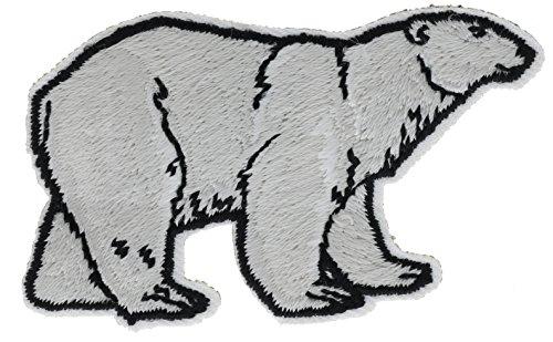 - Polar Bear 2 inch Patch AVAS4690