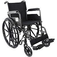 Mobiclinic, modelo S220, Silla de ruedas plegable premium