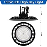 CINOTON 150W UFO LED High Bay Light ETL