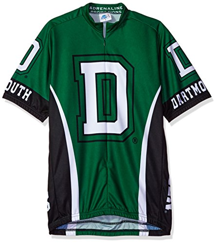 NCAA Dartmouth Big Green Cycling Jersey, Large, - Store Dartmouth
