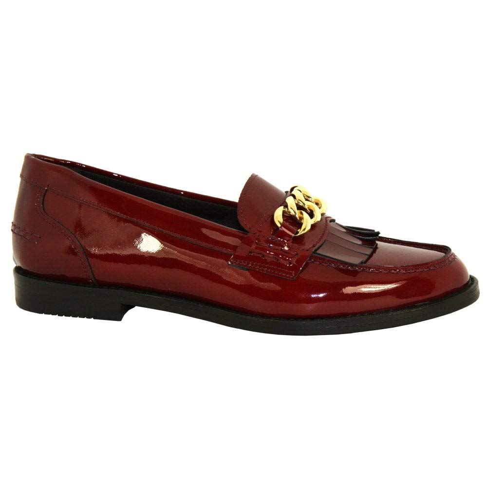 Luis Fringed 40 Loafer Gonzalo Red 4634m SMpVUqz