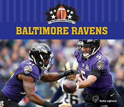 Download Baltimore Ravens (NFL's Greatest Teams) pdf epub