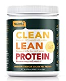 Cheap Nuzest Clean Lean Protein – Premium Vegan Protein Powder, Plant Protein Powder, European Golden Pea Protein, Dairy Free, Gluten Free, GMO Free, Naturally Sweetened, Smooth Vanilla, 20 Servings, 1.1 lb