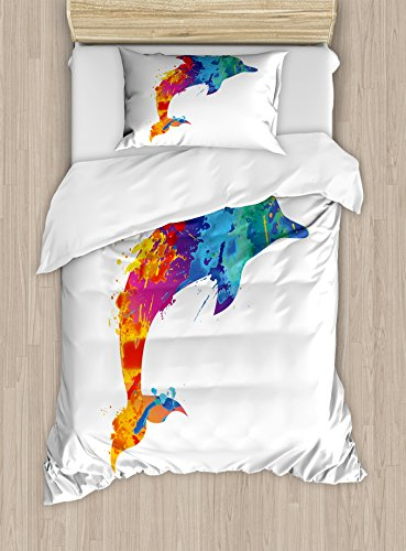 dolphin quilt - 4