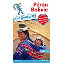 PÉROU, BOLIVIE 2017-2018