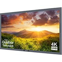 SunBriteTV Outdoor 43-Inch Signature 4K Ultra HD LED TV - SB-S-43-4K-SL Silver
