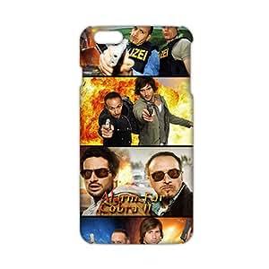 Alarm For Cobra 11 3D Phone Case for iPhone 6plus