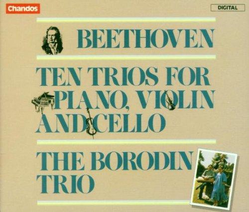 Ten Trios for Violin Piano & Cello