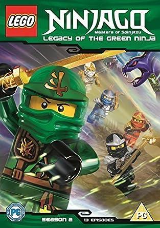 Lego Ninjago S2 Edizione: Regno Unito Reino Unido DVD ...