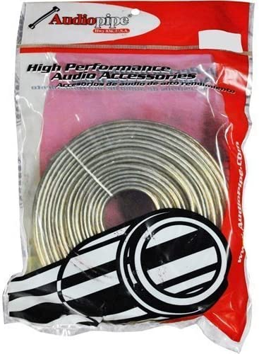 Nippon CABLE1850 50/' Speaker Wire 18 Gauge Clear